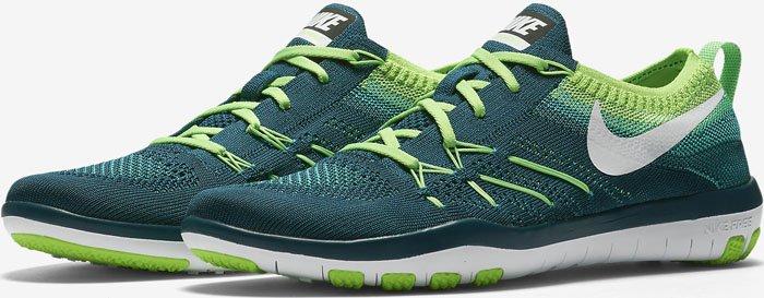 Nike Free TR Focus Flyknit Green