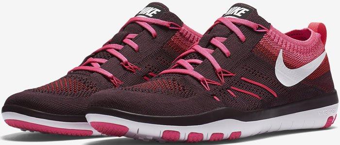 Nike Free TR Focus Flyknit Pink