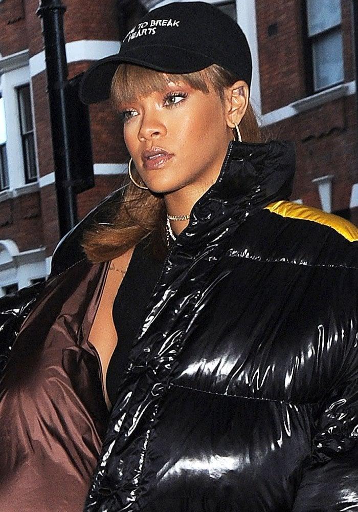 Rihanna Harrods Fenty Puma 1