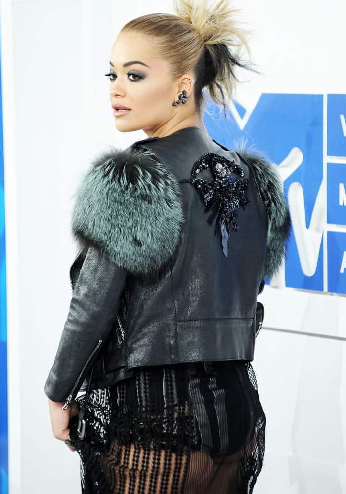 Rita Ora 2016 MTV VMAs Marc Jacobs 4