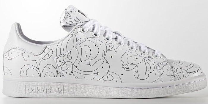 Rita Ora adidas Stan Smith sneakers