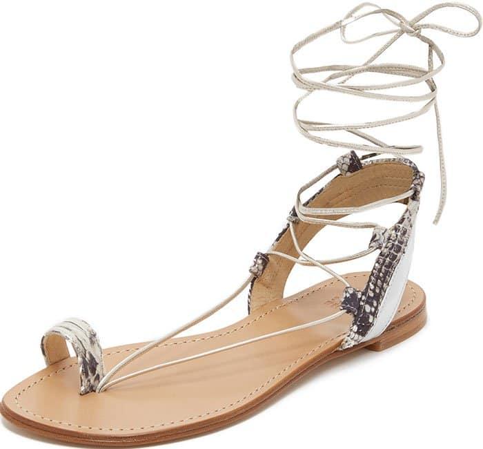 Stuart-Weitzman-Lasso-Flat-Sandals