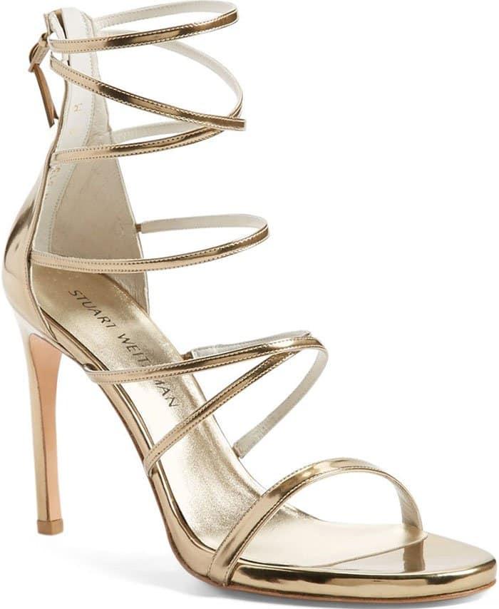 Stuart-Weitzman-Myex-Sandals-Gold