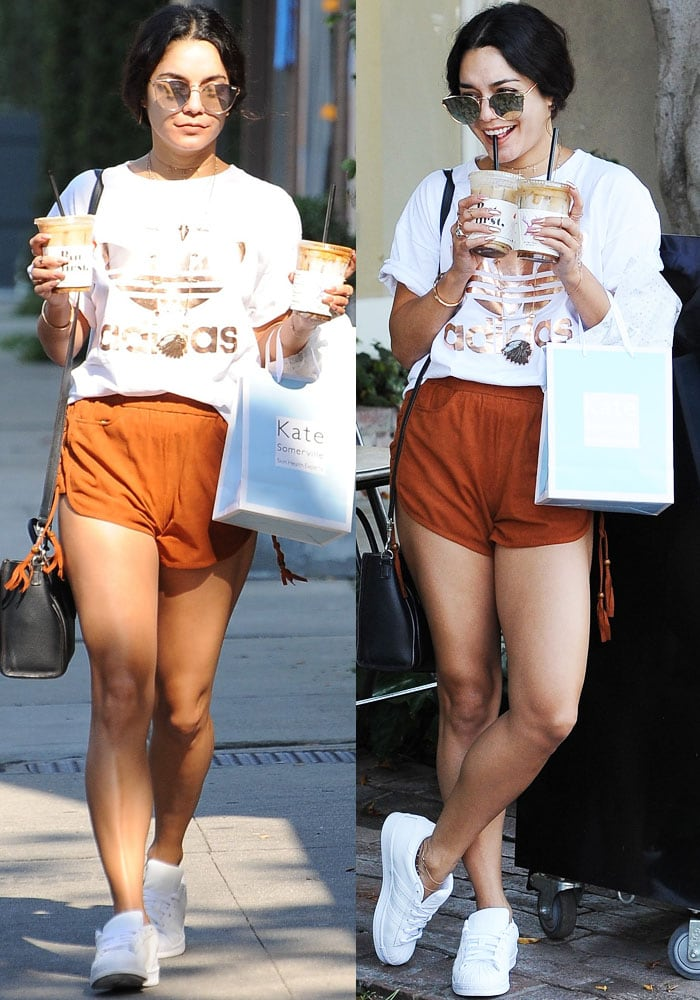 Vanessa Hudgens Alfred Coffee Adidas 3