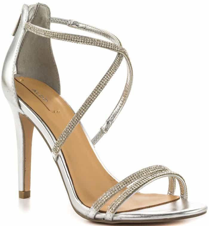ALDO Arenani Double Strap Sandals
