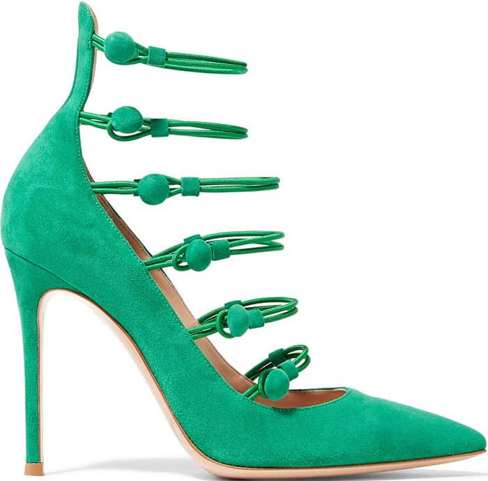 gianvito-rossi-marquis-strappy-green-suede-pumps