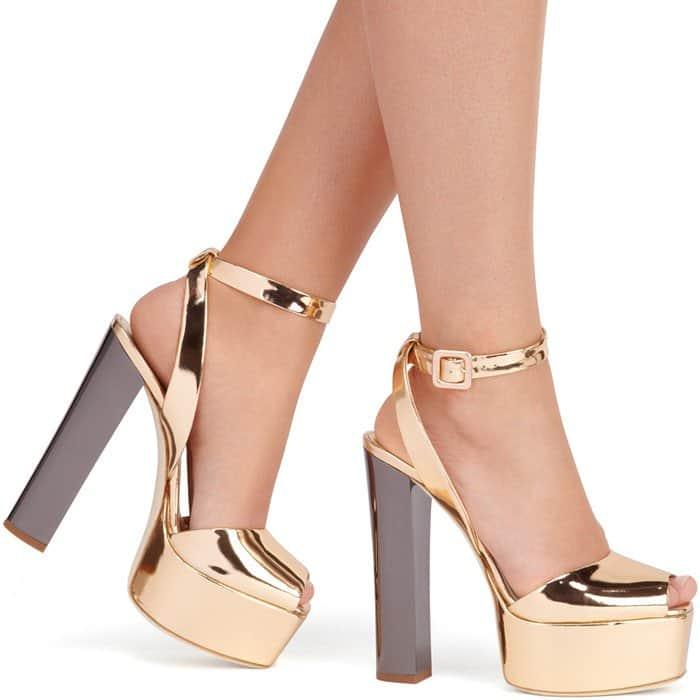 Giuseppe Zanotti 'Betty' Platform Sandals