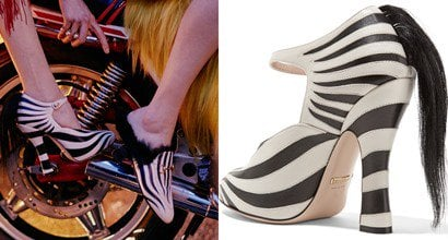 521c9d933a9d How to Wear Zebra Print Shoes, Boots, Heels, and Sandals
