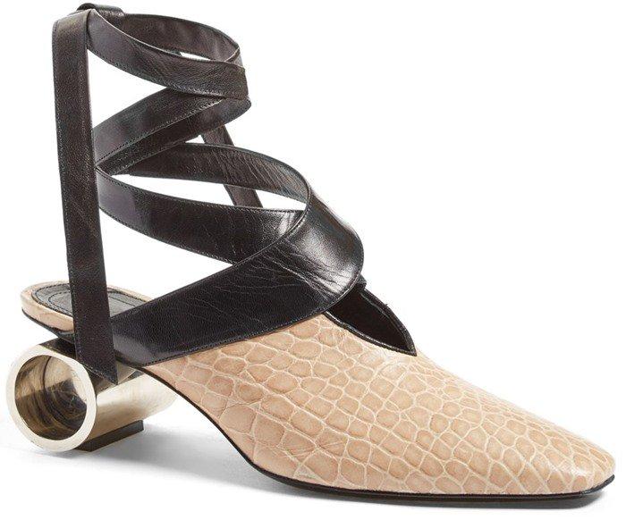 j-w-anderson-cylinder-heel-ballet-pump
