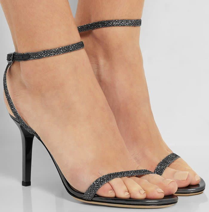Jimmy Choo Minny sandals