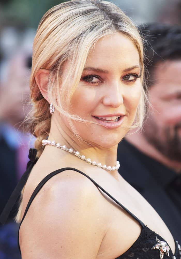 Kate Hudson looking radiant at the 2016 Toronto International Film Festival for