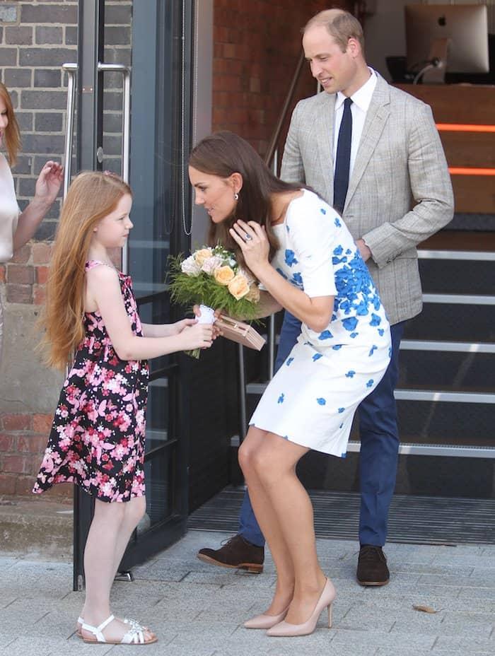 Kate Middleton in Luton4
