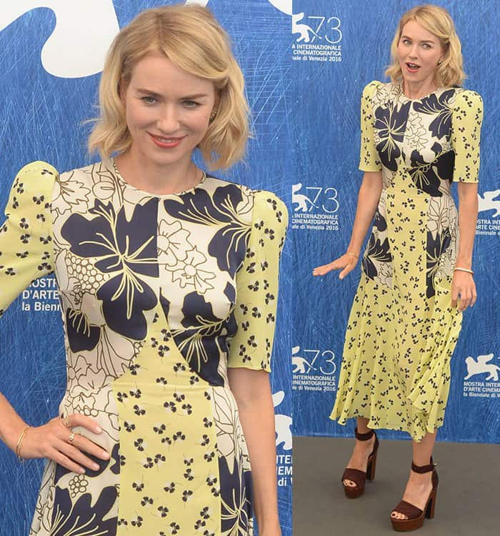 Naomi-Watts-Roksanda-yellow-floral-dress