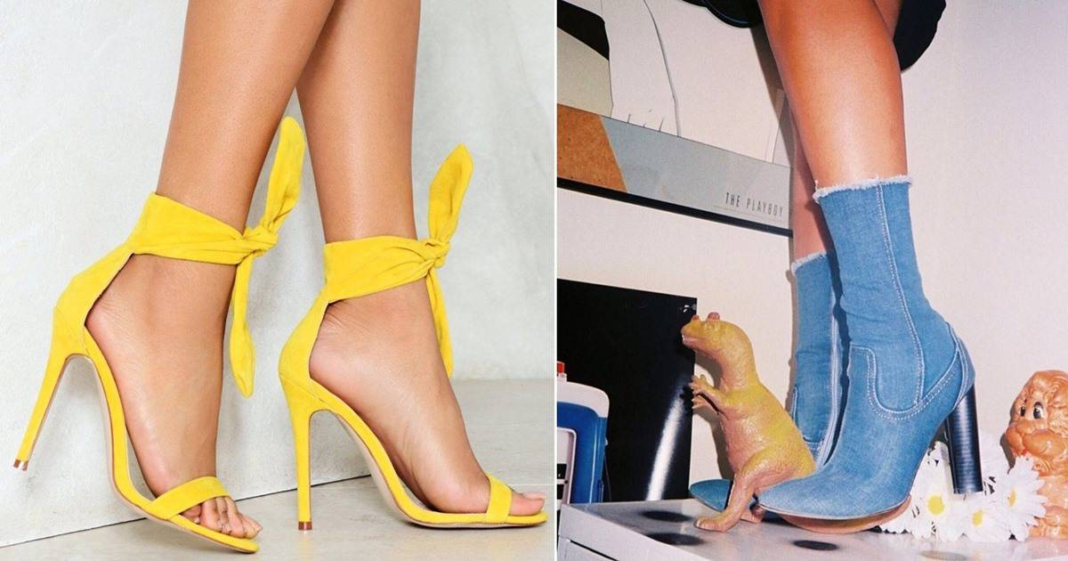 d16abce6853 20 Nasty Gal Shoes You Need To See To Believe