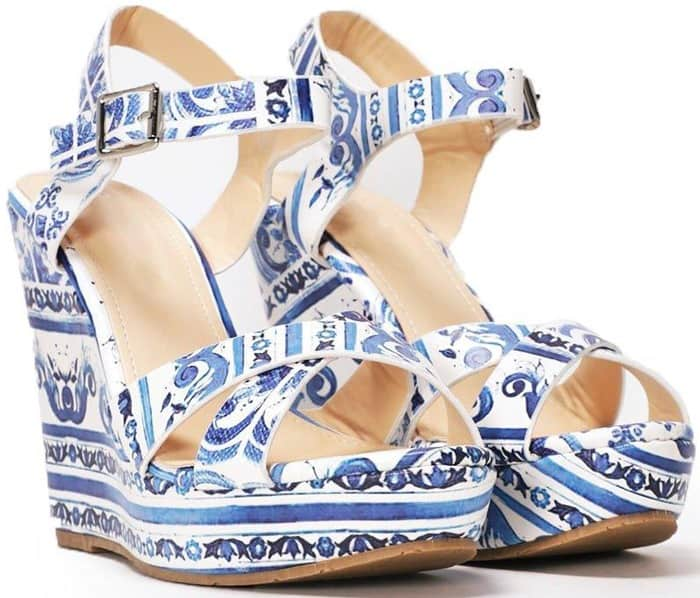 'Pick Me Up' Wedges