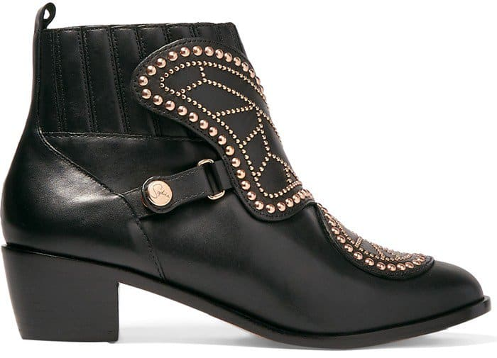 sophia-webster-karina-butterfly-studded-leather-ankle-black-boots