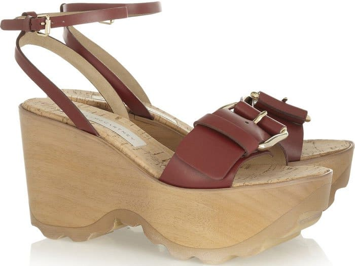 stella-mccartney-buckled-faux-leather-wedge-1