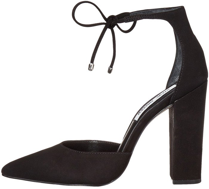 7e628629855 Indulge with Steve Madden s Sultry  Pampered  d Orsay Pumps