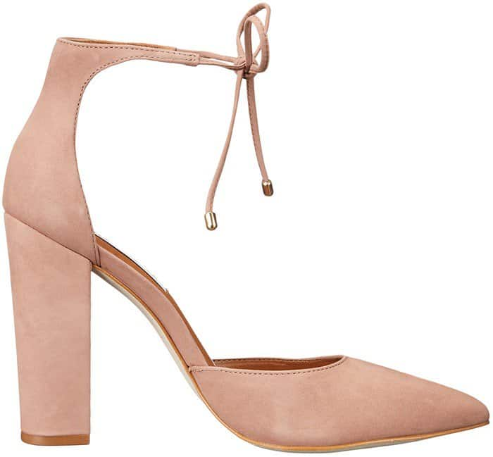 bad9d2d52e6 Indulge with Steve Madden s Sultry  Pampered  d Orsay Pumps