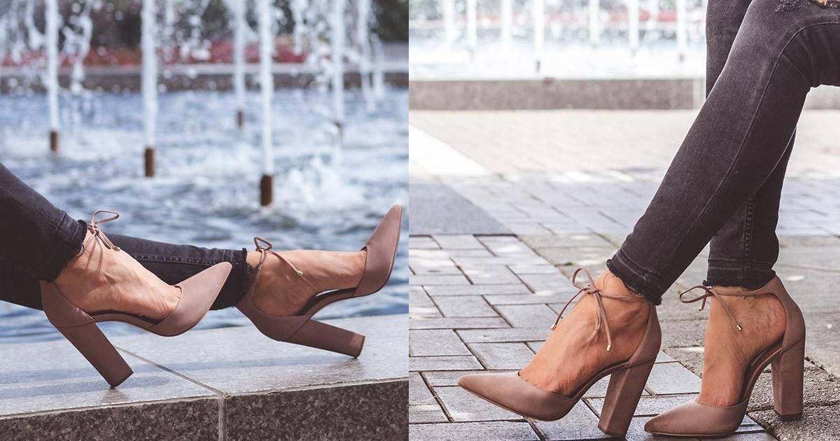 a893d8173ba Indulge with Steve Madden s Sultry  Pampered  d Orsay Pumps