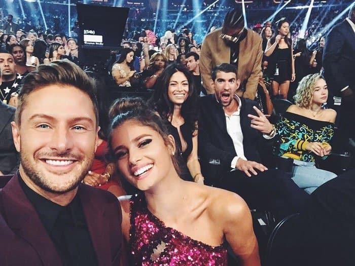 Taylor Hill 2016 MTV VMAs Giuseppe Zanotti IG