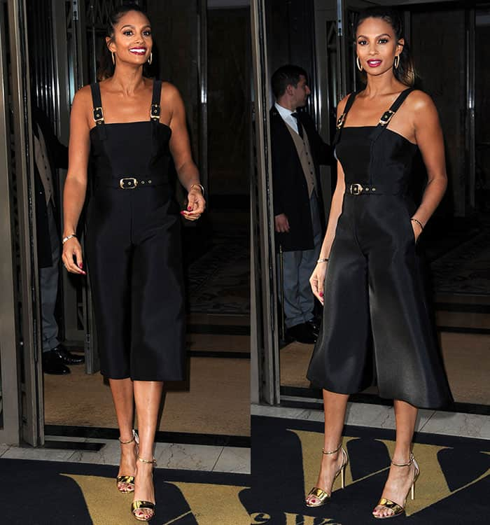 alesha-dixon-black-cropped-jumpsuit