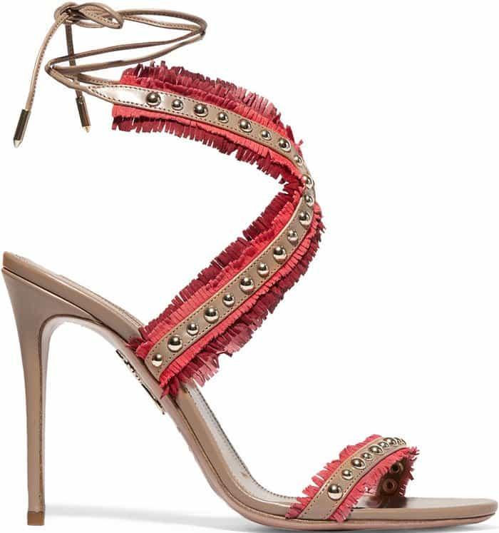 aquazzura-latin-lover-studded-fringed-suede-leather-sandals