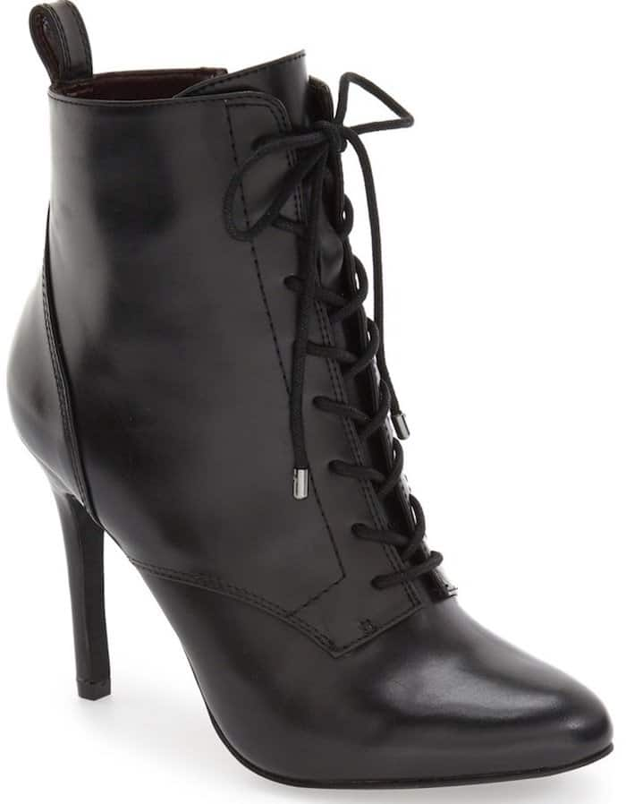 """BCBGeneration """"Banx"""" Lace-Up Booties"""