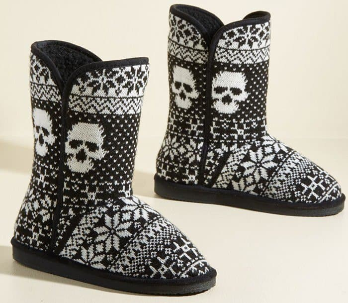 Iron Fist 'Don't Need No Body Else' Boots