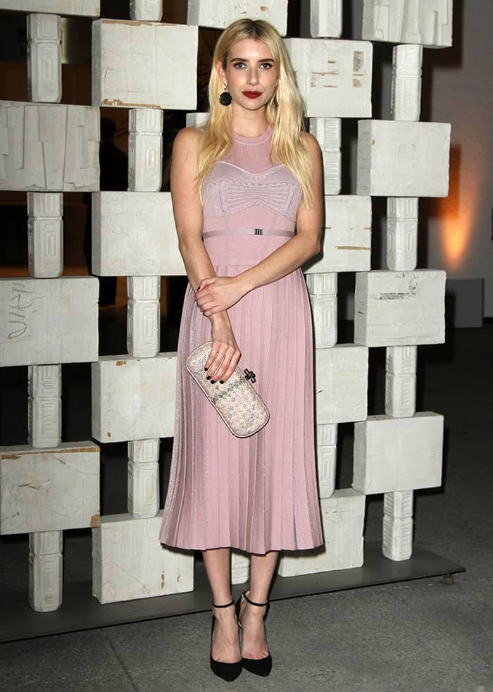 emma-roberts-hammer-museum-annual-gala