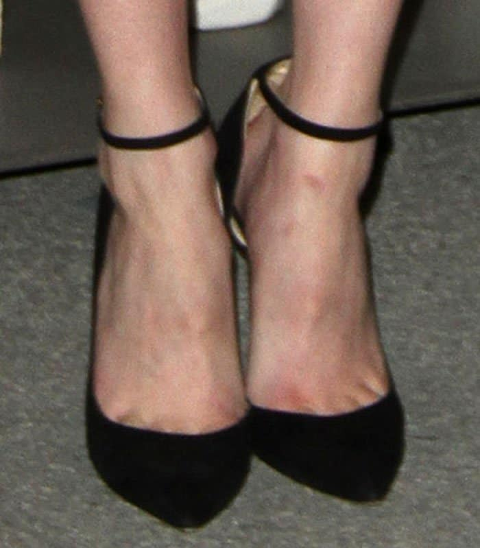 emma-roberts-jimmy-choo-lucy-suede-pumps