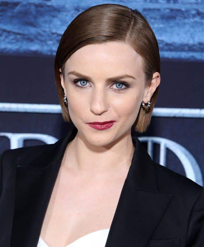 Faye Marsay is known for her role as Anne Neville in The White Queen