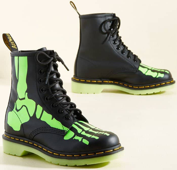 Dr. Martens 'Skelly' 8-Eye Boots