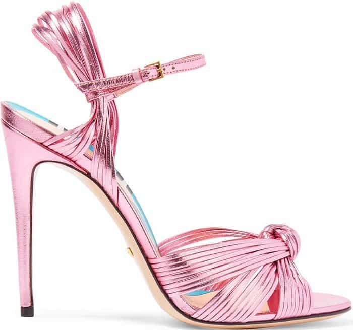 gucci-metallic-pink-sandals