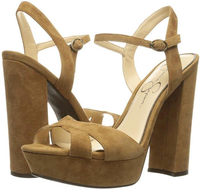Jessica Simpson 'Naidine' Platform Sandals