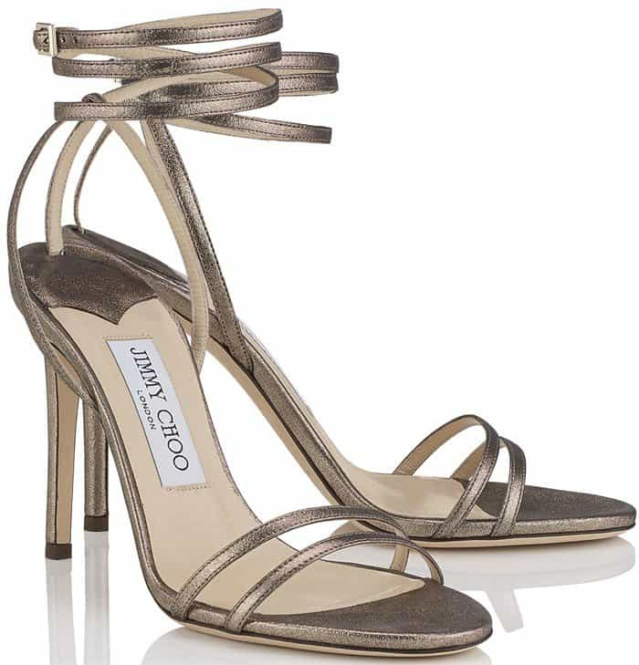 jimmy-choo-tizzy-gold-shimmer-leather-sandal