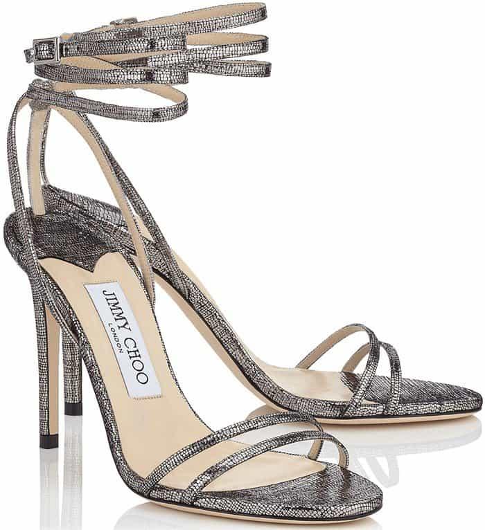 jimmy-choo-tizzy-steel-metallic-pixelated-leather-sandals