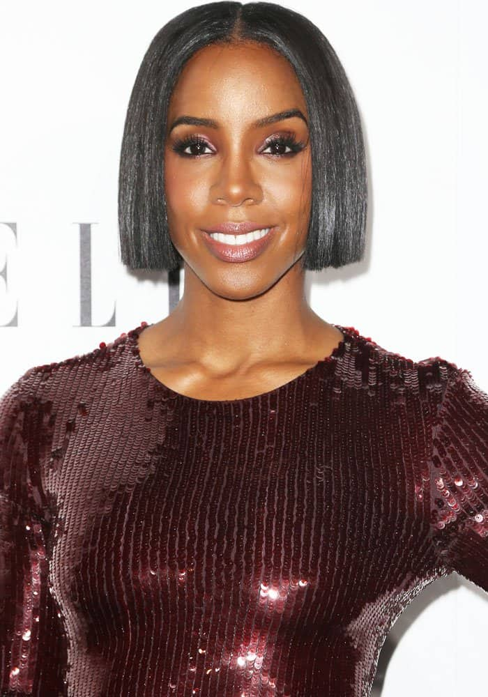 Kelly Rowland at the 23rd ELLE Women In Hollywood Awards in Los Angeles on October 25, 2016