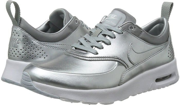 Nike Air Max Thea Sneakers Silver