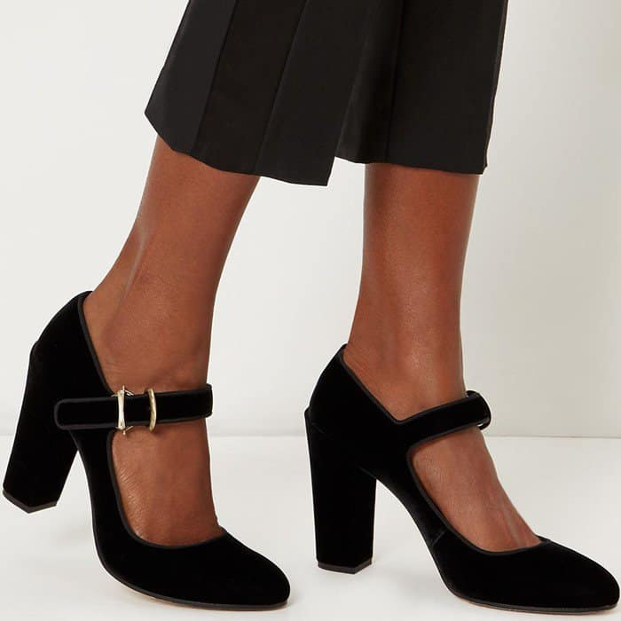 Paul Andrew Suleiman Mary Jane Pumps