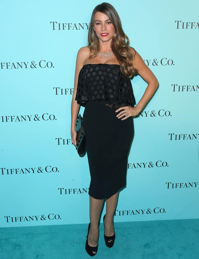 Tiffany And Co. celebrates store launch