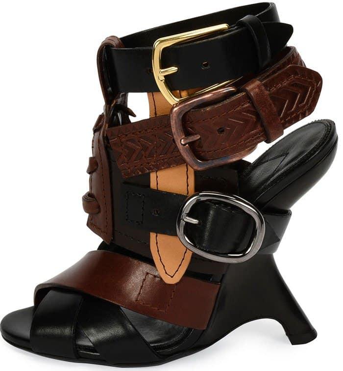 tom-ford-multi-strap-110mm-wedge-brown-black-sandal-wedge