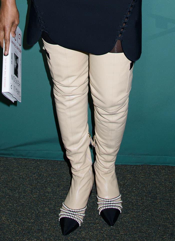 taraji-p-henson-chanel-pearl-embellished-thigh-high-boots