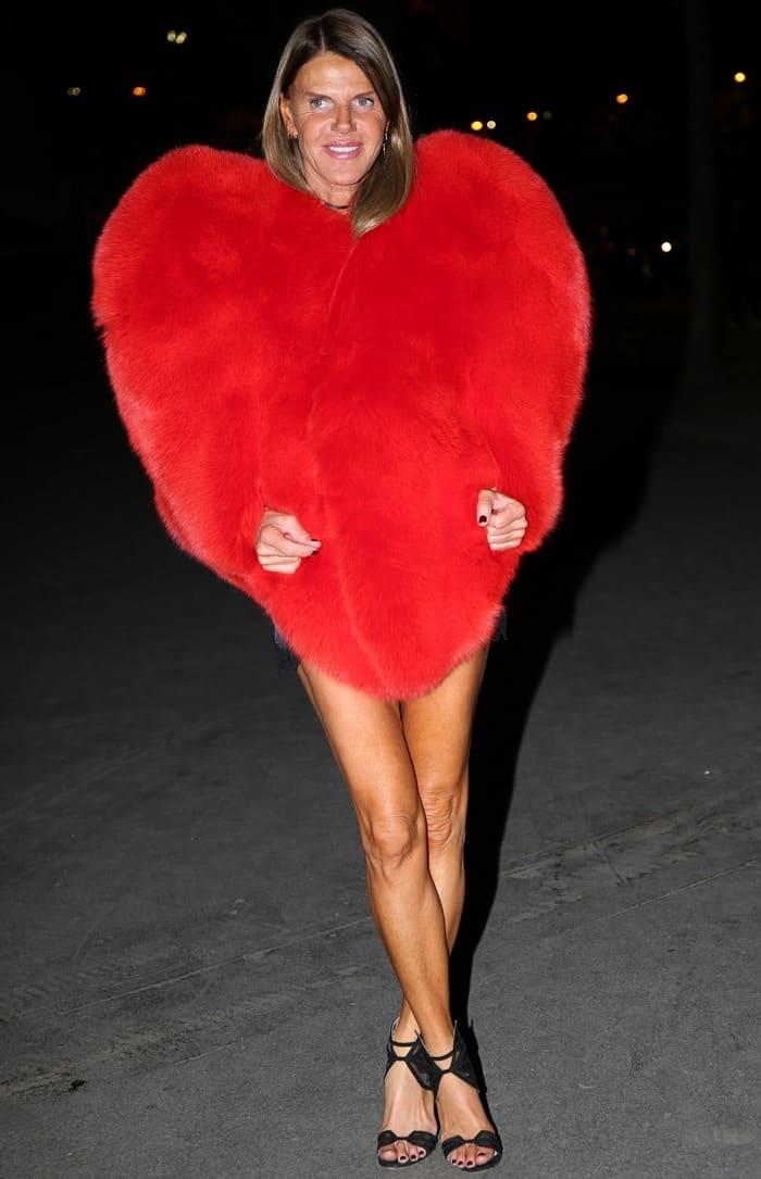 Paris Fashion Week - Armani - Arrivals