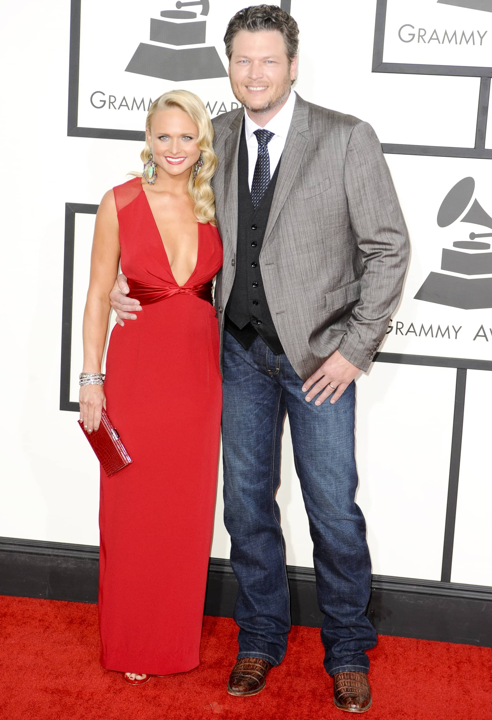 Blake Shelton reportedly couldn't convince his wife Miranda Lambert to move to Los Angeles from Oklahoma