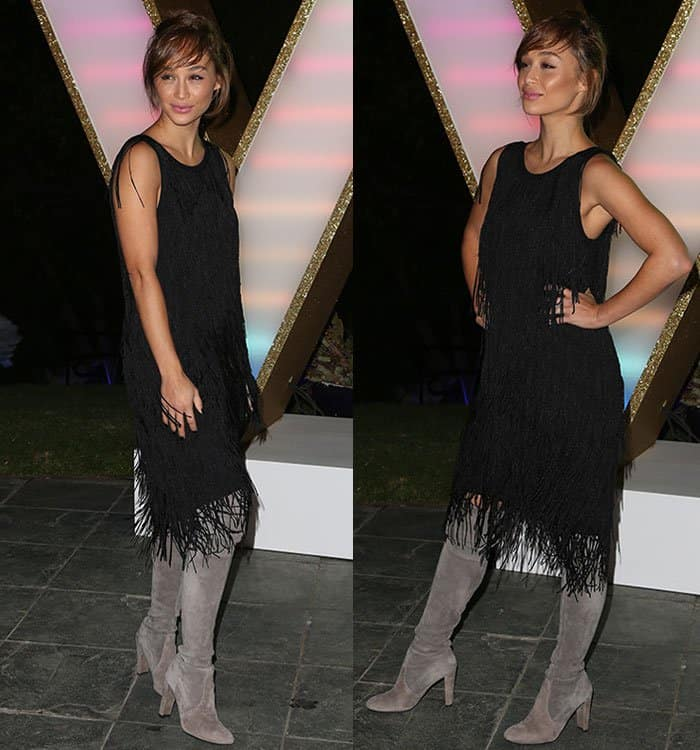 cara-santana-fringe-dress-thigh-high-boots