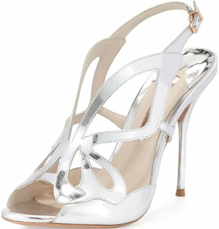 Sophia Webster Madame Butterfly Sandals
