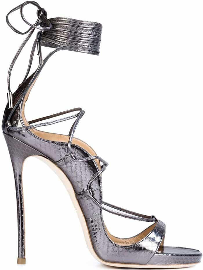 dsquared2-riri-sandals-metallic-silver