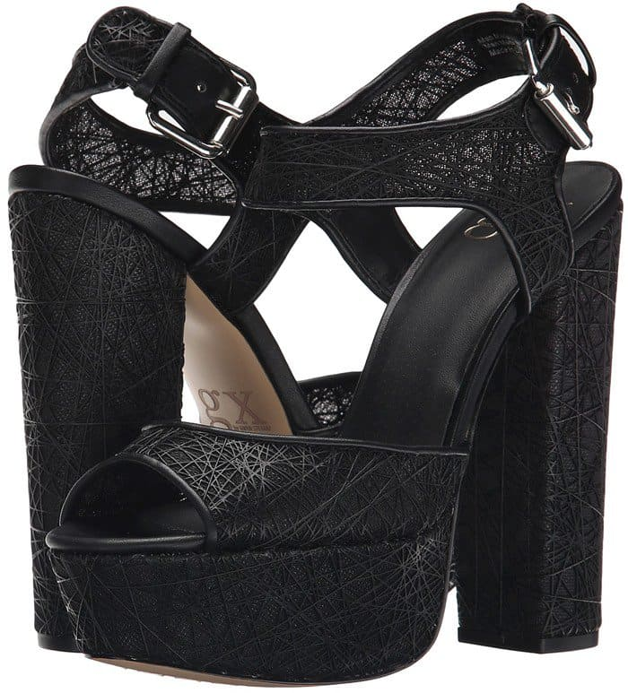 GX By Gwen Stefani 'Overt' Platform Sandals