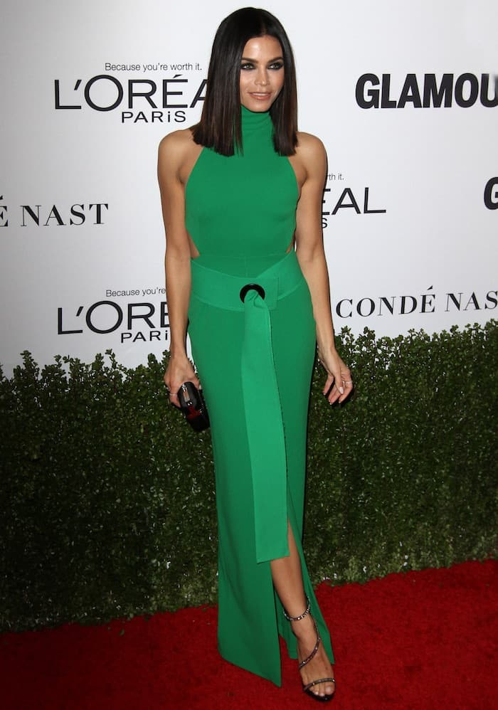 Jenna Dewan Tatum never ceases to amaze us with her style, and her display at the recent Glamour Women of the Year Awards last week was just another example of her fabulous fashion choices